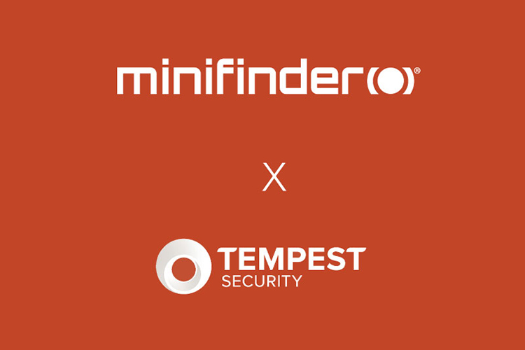 MiniFinder initiates a collaboration with Tempest Security